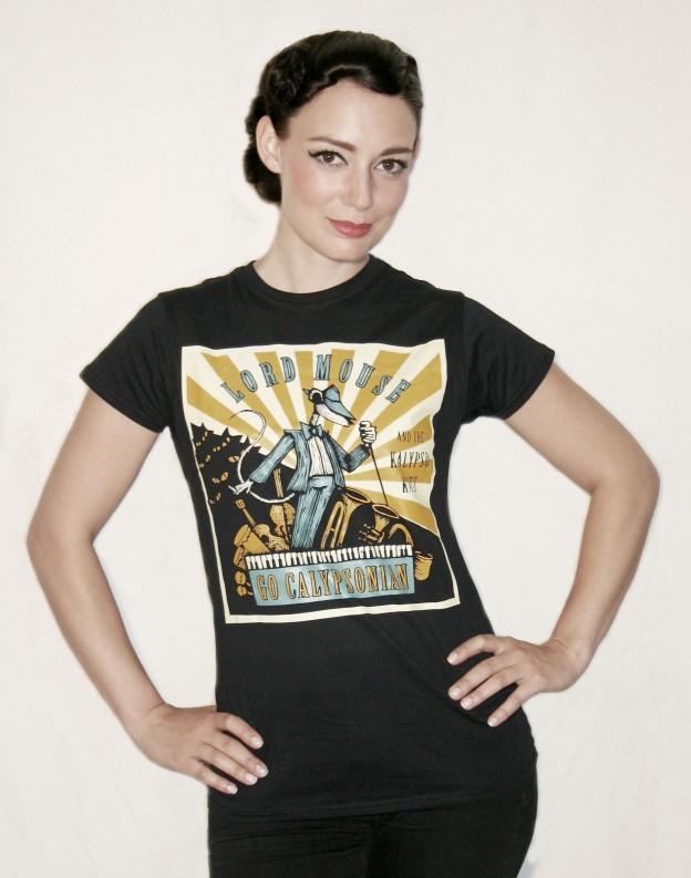 Go Calypsonian T-Shirt (women)